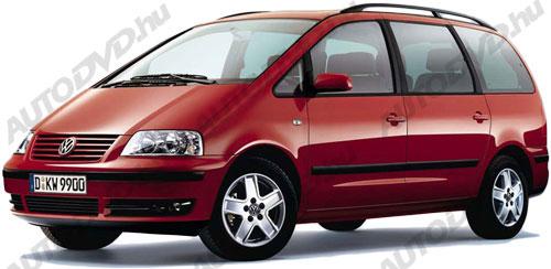 Volkswagen Sharan I (2000-2010)