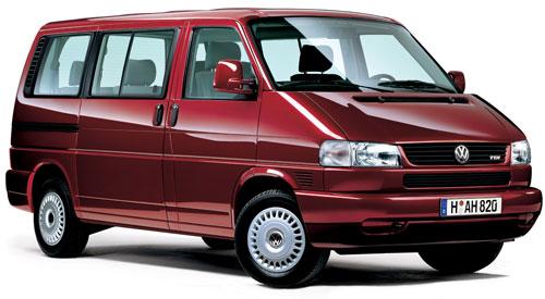 Volkswagen T4, Transporter (1990–2003)