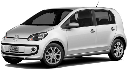 Volkswagen Up (2012-)