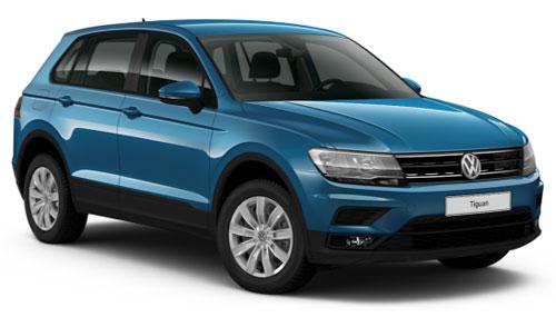 Volkswagen Tiguan (2016-)