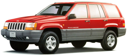 Jeep Grand Cherokee (1993-1998)