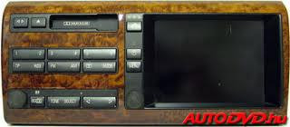 4:3 Navigation (17 Pin) (1995-2000)