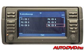 16:9 Navigation (17 Pin) (1998-2006)