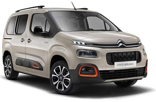 Citroen Berlingo III (2018-)