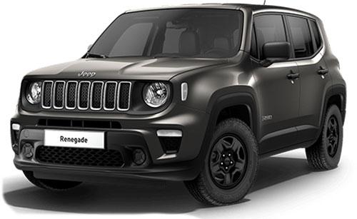 Jeep Renegade (2015-)