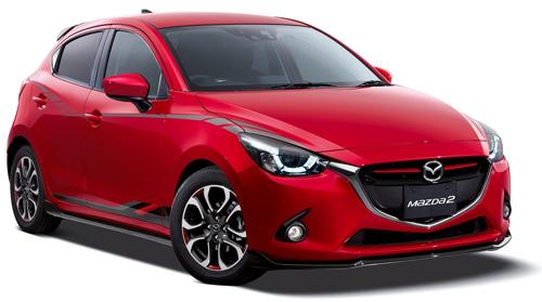 Mazda 2 (2015-)