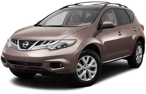 Nissan Murano (2007-2014)