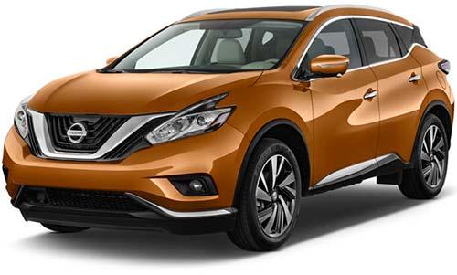 Nissan Murano (2014-)