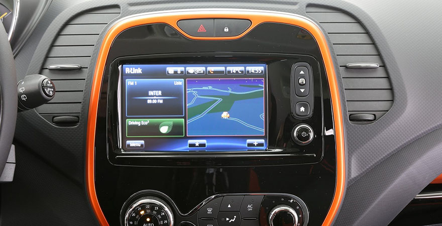 R-Link Navigáció (2013-2015)