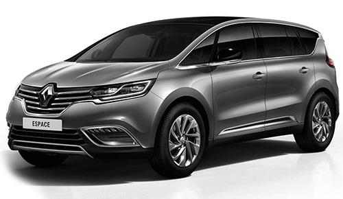 Renault Espace V (2015-)