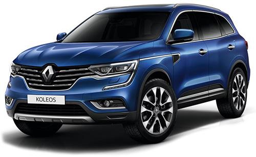 Renault Koleos II (2016-)