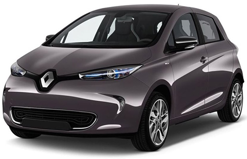 Renault Zoe (2012-)