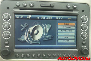 Blaupunkt Connect Nav+ (2005-2011)