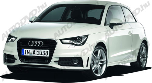 Audi A1 (2010-)