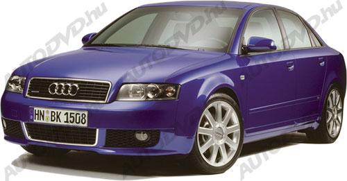 Audi A4 (B6, 2001-2005)