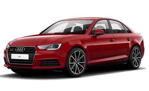 Audi A4 (B9, 2015-)