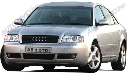 Audi A6 (C5, 1997-2004)