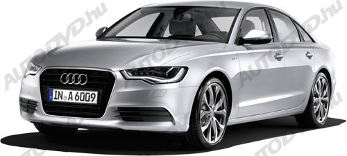 Audi A6 (C7, 2011-2017)