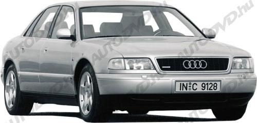 Audi A8 (D2, 1994-2002)