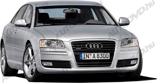Audi A8 (D3, 2002-2010)