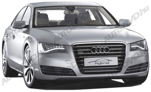 Audi A8 (D4, 2009-2017)