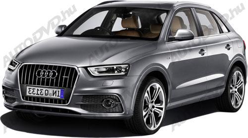 Audi Q3 (2011-2019)