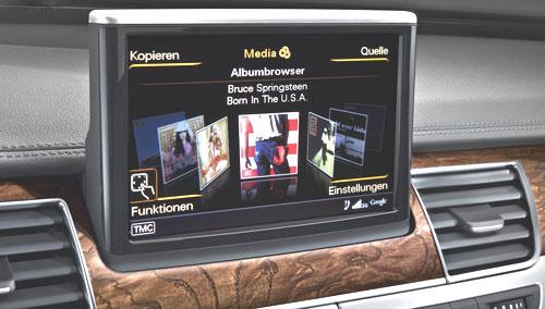 MMI 3G (2009-2011)