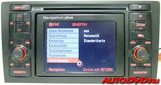 Navigation Plus RNS-D (1999-2005)