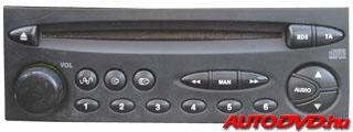 Blaupunkt/VDO RD3 (1999-2010)