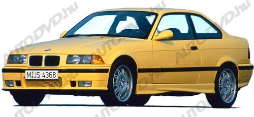 BMW 3, E36 (1990-1998)