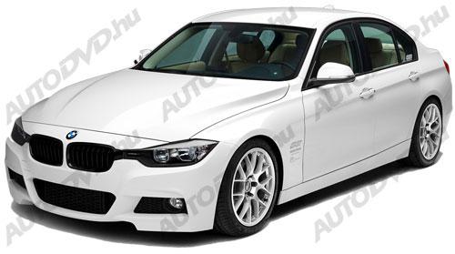 BMW 3, F30/F31/F34GT (2011-)