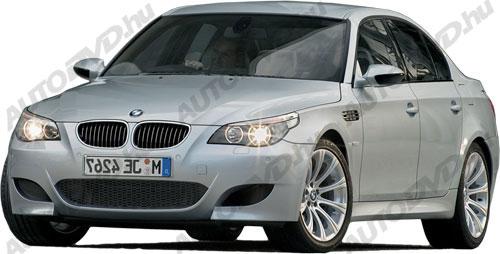 BMW 5, E60/E61 (2003-2010)