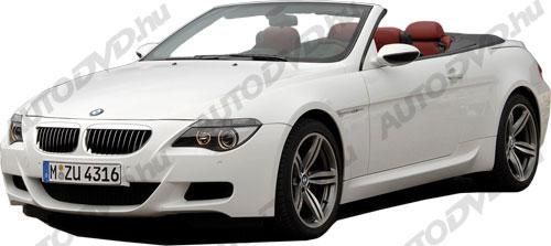 BMW 6, E63/E64 (2003-2010)