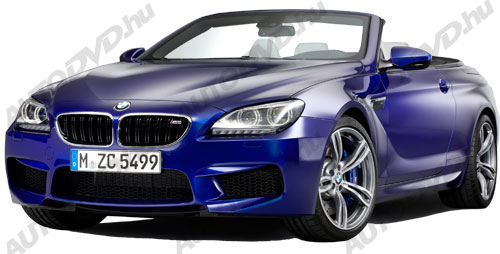 BMW 6, F12/F13 (2011-)