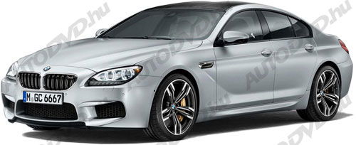BMW 6 Gran Coupe, F06 (2011-)