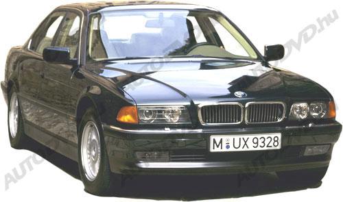 BMW 7, E38 (1994-2001)