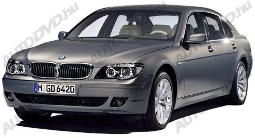 BMW 7, E65/E66 (2001-2008)
