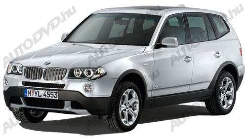 BMW X3, E83 (2004-2010)