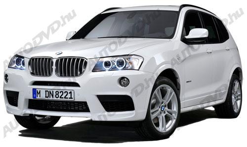 BMW X3, F25 (2010-)