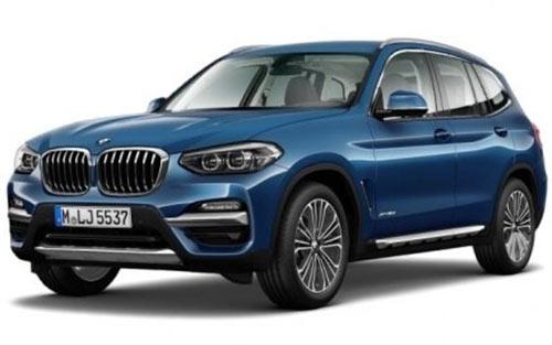 BMW X3/X4, G01/G02 (2017-)