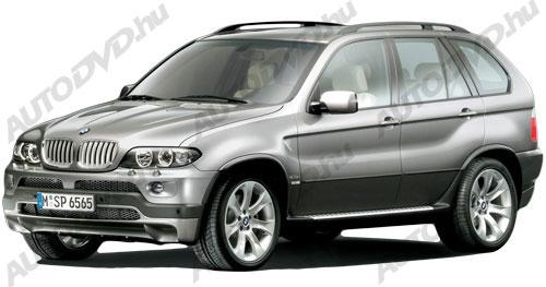 BMW X5, E53 (2000-2006)