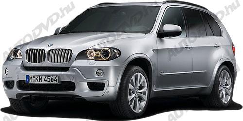BMW X5, E70 (2006-2013)