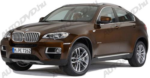 BMW X6, E71 (2008-2014)