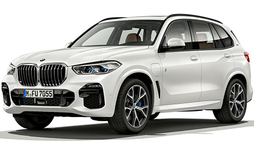 BMW X5/X6, G05/G06 (2018-)