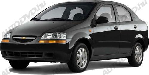 Chevrolet Kalos (2004-2006)