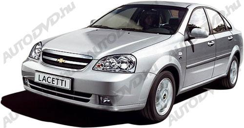 Chevrolet Lacetti (2004-2009)