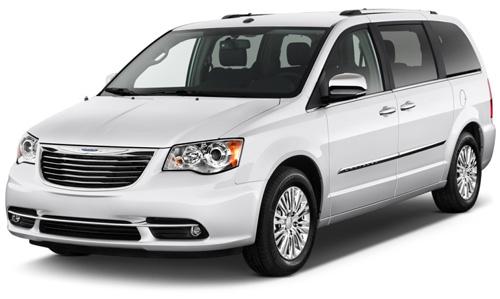 Chrysler Voyager (2008-)
