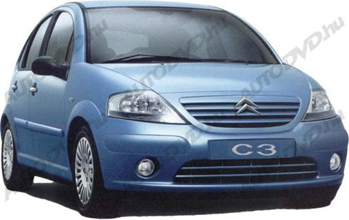 Citroen C3 (2002-2009)