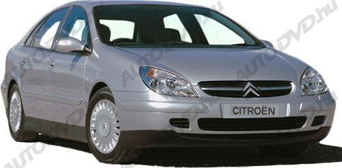Citroen C5 (2001-2004)