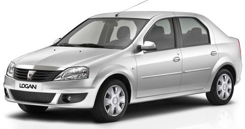 Dacia Logan (2004-2012)